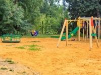 Площадка в Еганово