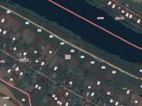 Разметка участков на кадастровой карте Росреестра