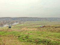 Долина Пахры у Зеленой Слободы - апрель 2013