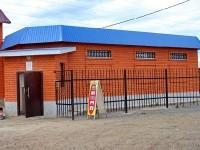 Продуктовый магазин на въезде в Еганово
