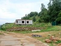 Новый дом на окраине Михайловской Слободы