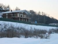 Новая застройка у озера Городное