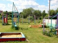Детская площадка - июнь 2013