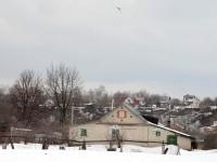 Апрель 2013 - долгая зима, снегу по колено