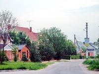 Новая часть деревни