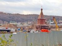 Построен храм в честь Ильи Муромца
