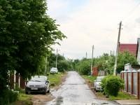 Главная улица в Каменном Тяжино - июнь 2013