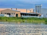 Вид на завод Русеан