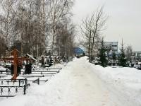 Новое кладбище в Михайловской слободе