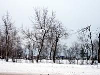 Закрытое кладбище у Михайловской Слободы