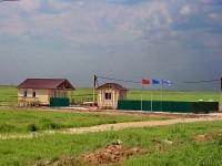 Быстросборные домики - лето 2012