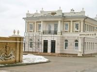 Построенный дом в коттеджном поселке ОрловЪ
