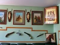В гостевом доме - ресторане