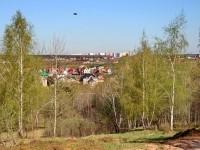 Вид с Кутузовских Холмов - май 2013