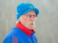 Геннадий Фоломеев - учитель физкультуры Чулковской школы и вдохновитель соревнований