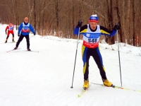 Ветераны на лыжне