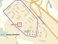 Границы избирательного участка 2633
