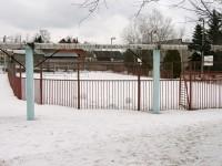 Спортивная площадка в Молоковской школе