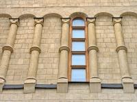 Колонны на стенах Успенского собора