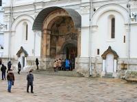 Вход в Архангельский собор