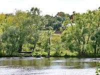 Москва-река у деревни Титово