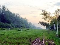 Здесь пролегает нефтепровод Рязань - Москва