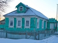 Классический деревенский дом в Нижнем Мячково
