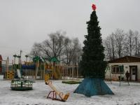 Новогодняя елка - декабрь 2013