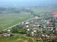 Володарское шоссе и деревня Еганово