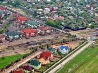 Слияние коттеджного поселка Белый Берег и СНТ Каменный Цветок