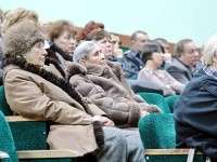 Пенсионерам тоже интересно, что происходит в Чулковском поселении