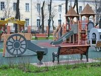 Детская площадка в стиле 1812 года