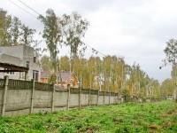 Забор пионерлагеря Особстроя - ныне коттеджный поселок
