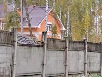 Коттеджная застройка на территории Особстроя