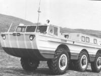 Спасательный вездеход ПЭУ-1М
