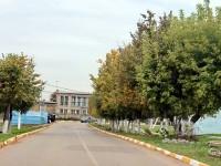 Дорога от домов к школе
