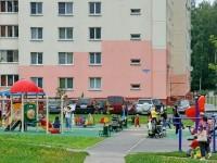 Детская площадка в Ольховке