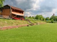 Стадион в поселке Володарского