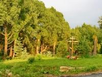 Поклонный крест в Прудках