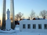 Памятник в деревне Прудки