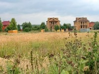 Новая часть деревни Редькино у Володарского шоссе
