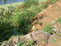 Перекопанный ручей