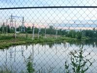 Платный пруд в селе Еганово