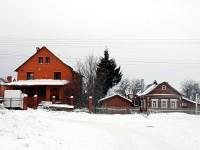 Старое и новое в Щеголево