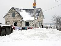 Дом из блоков в Щеголево
