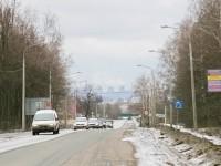 Володарское шоссе возле деревни Орлово
