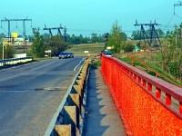 Мост через реку Пахра