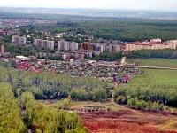 Самовольный карьер, поселок Володарского, Казанский лесопарк