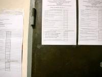 Подсчет завершен - увеличенные формы протоколов почти пустые