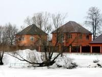 Новые дома в Заозерье